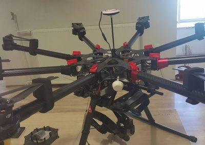 dji s1000 dron