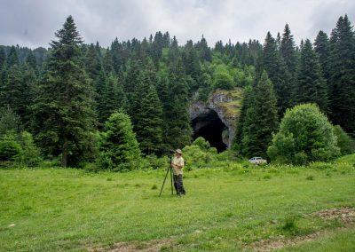 mağara çekimleri